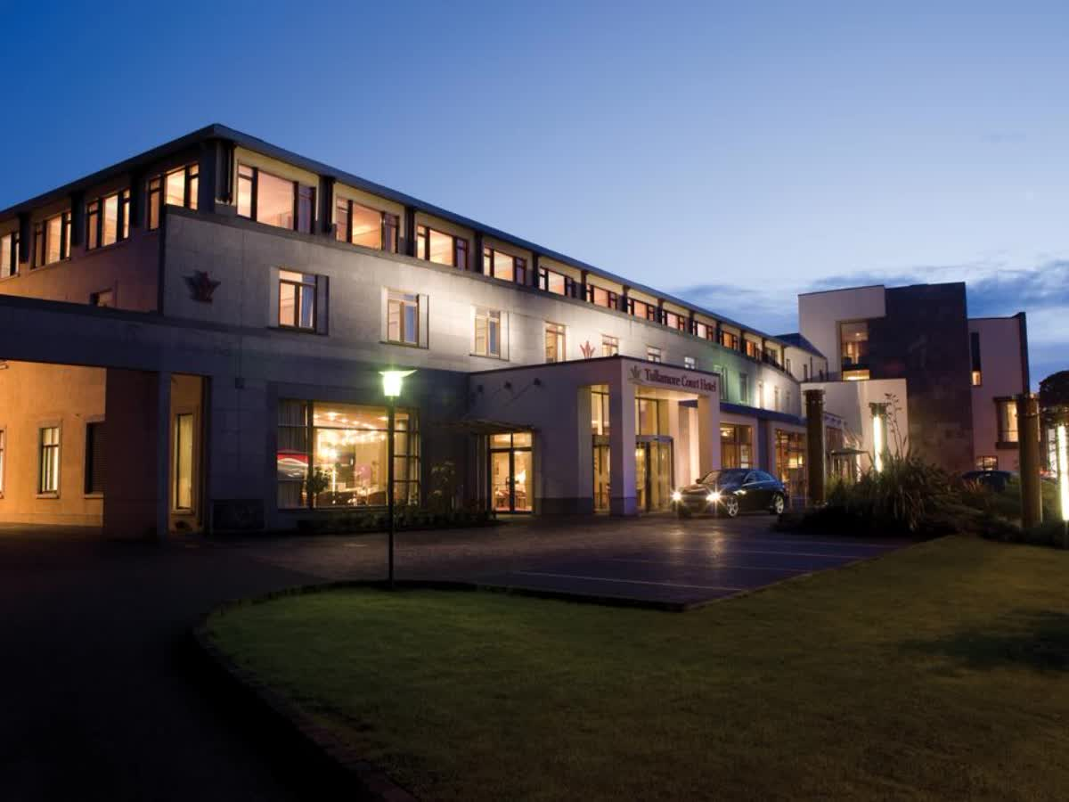 Tullamore Court Hotel Offaly 0