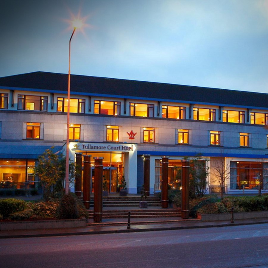 Tullamore Court Hotel Offaly 1
