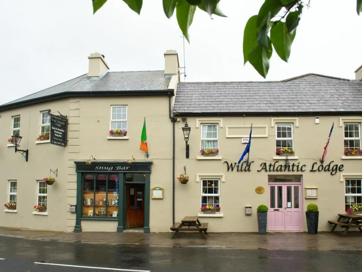 The Wild Atlantic Lodge