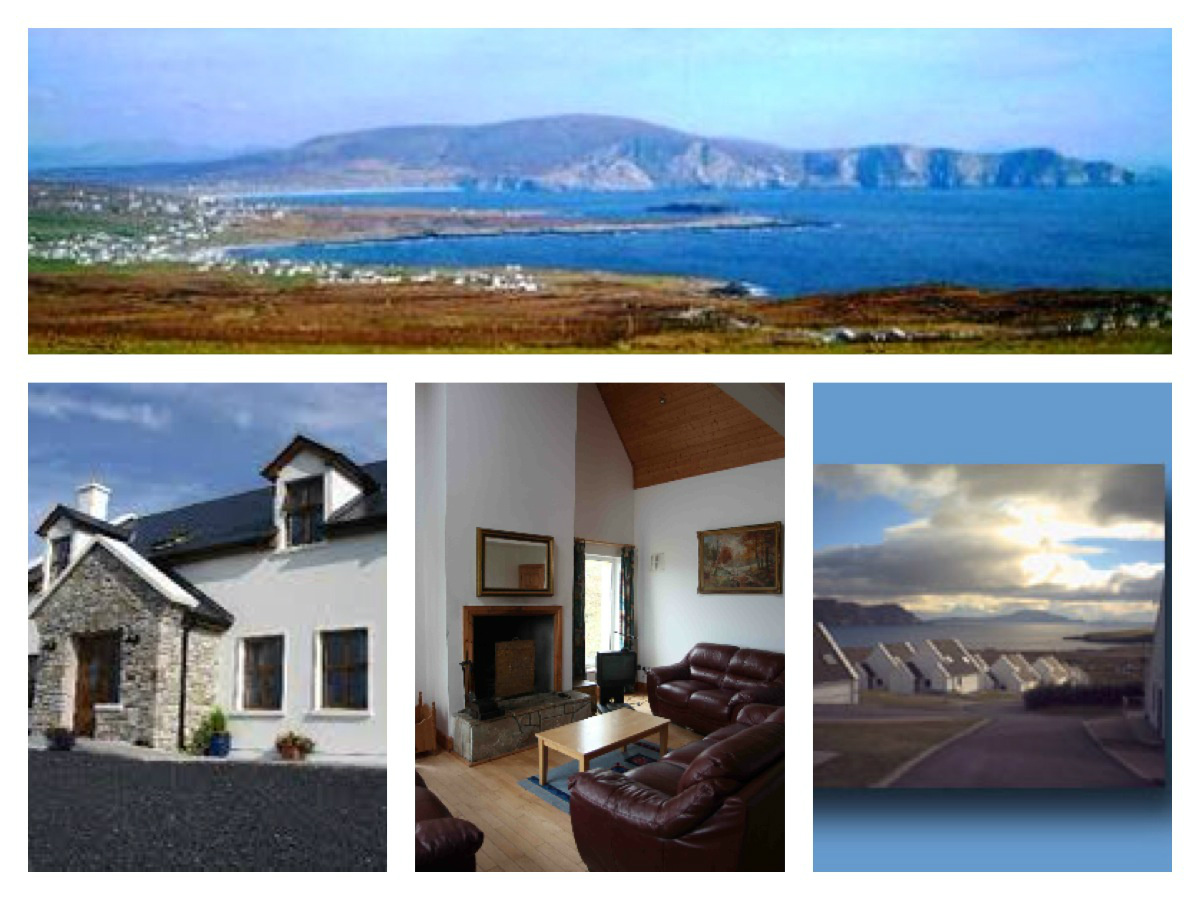 Achill Holiday Homes