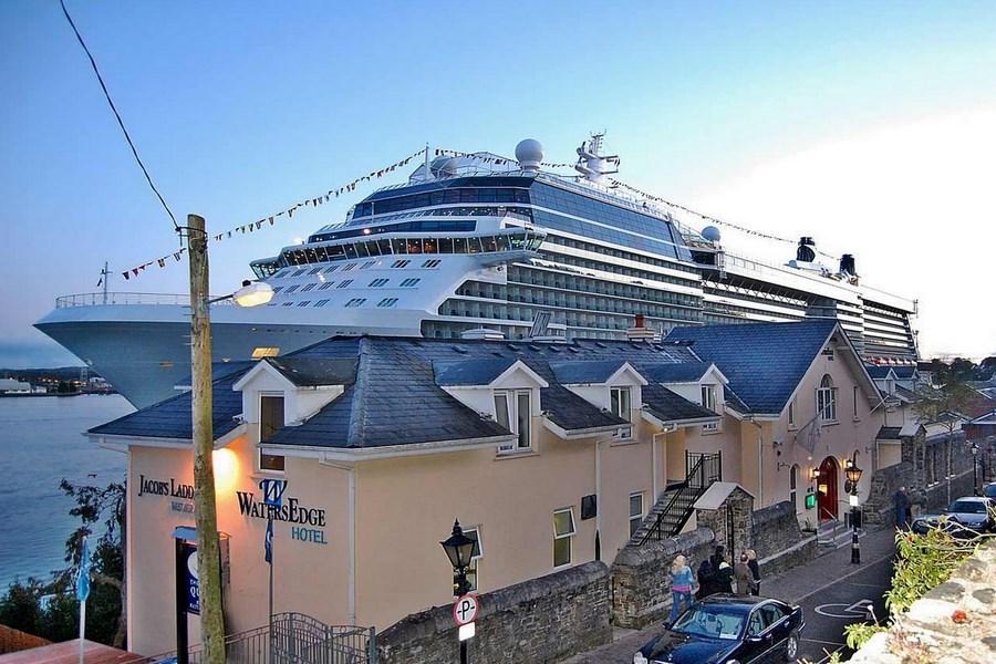 Watersedge Hotel  Cork 16