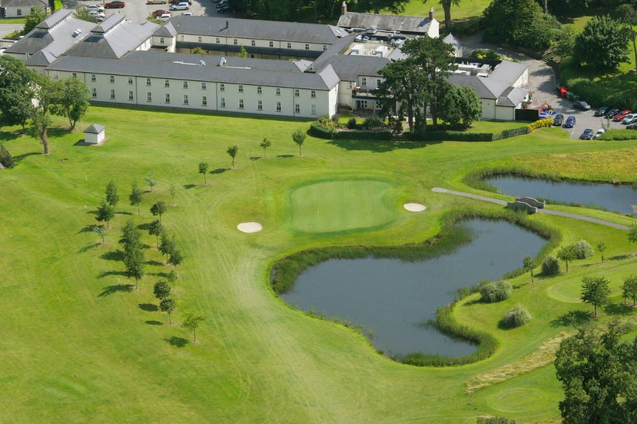 Roganstown  Country Club