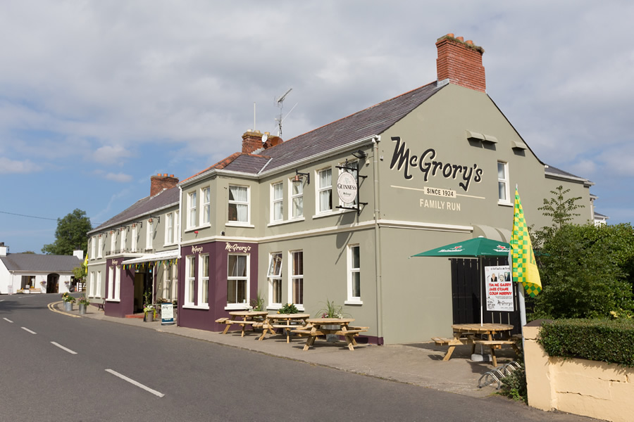 Mc Grorys Hotel Donegal 1