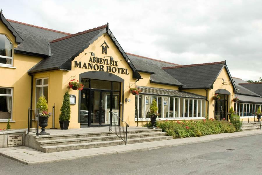 Abbeyleix Manor Hotel Laois 1