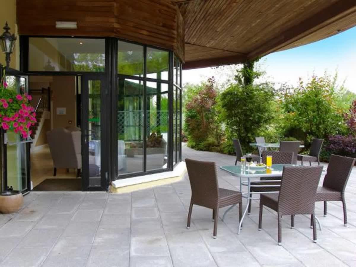Abbeyleix Manor Hotel