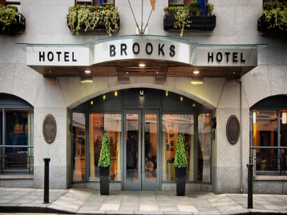 Brooks Hotel Dublin 0