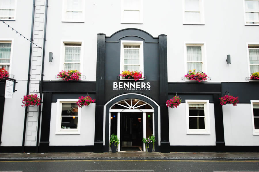 Benners Hotel Tralee