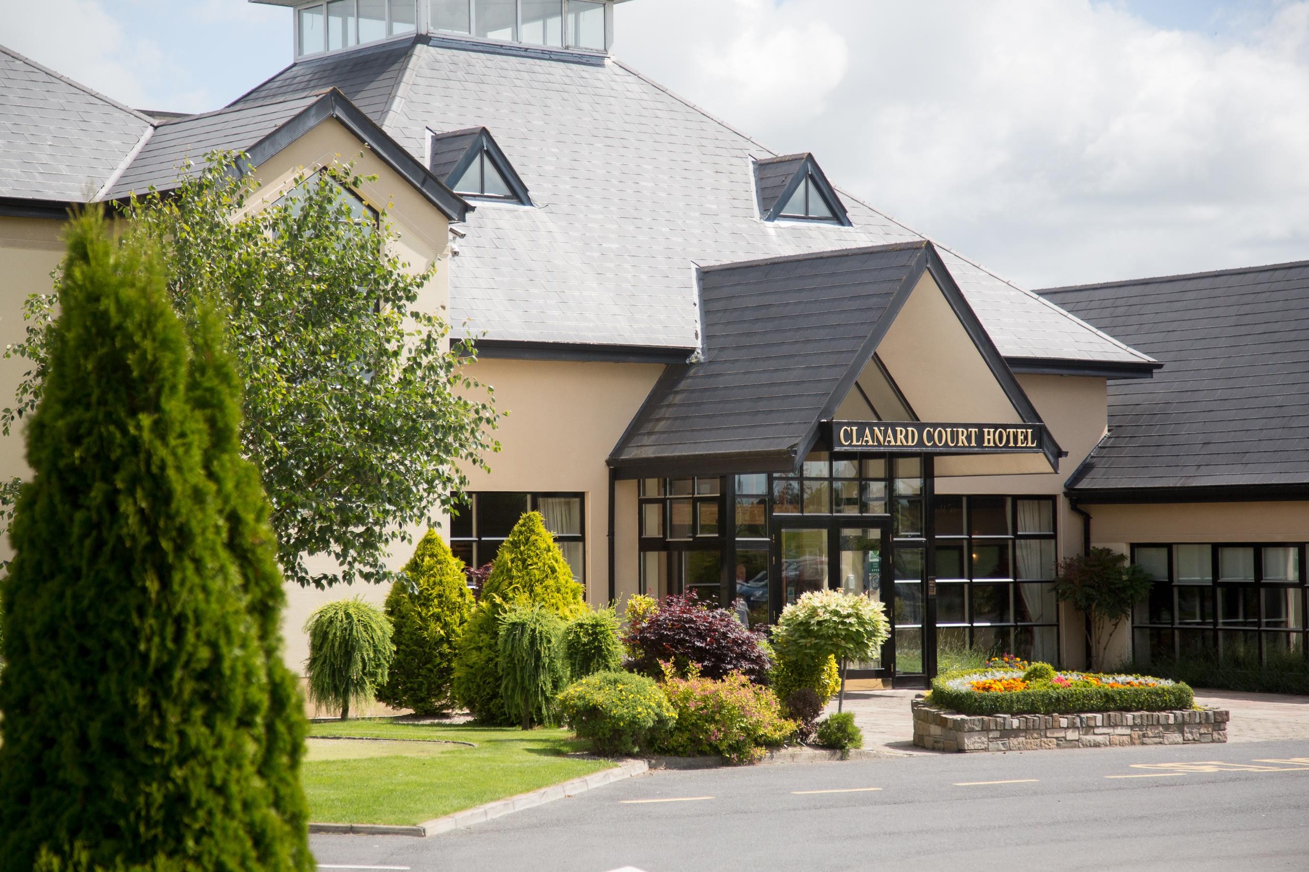 Clanard Court Hotel Kildare 1