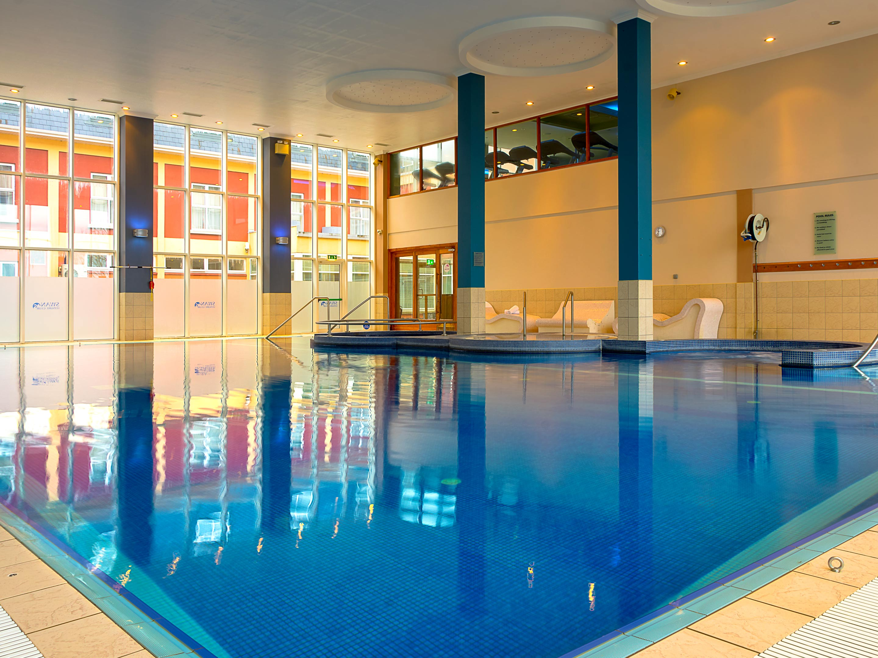 Lady Gregory Hotel And Swan Leisure Centre Galway 16