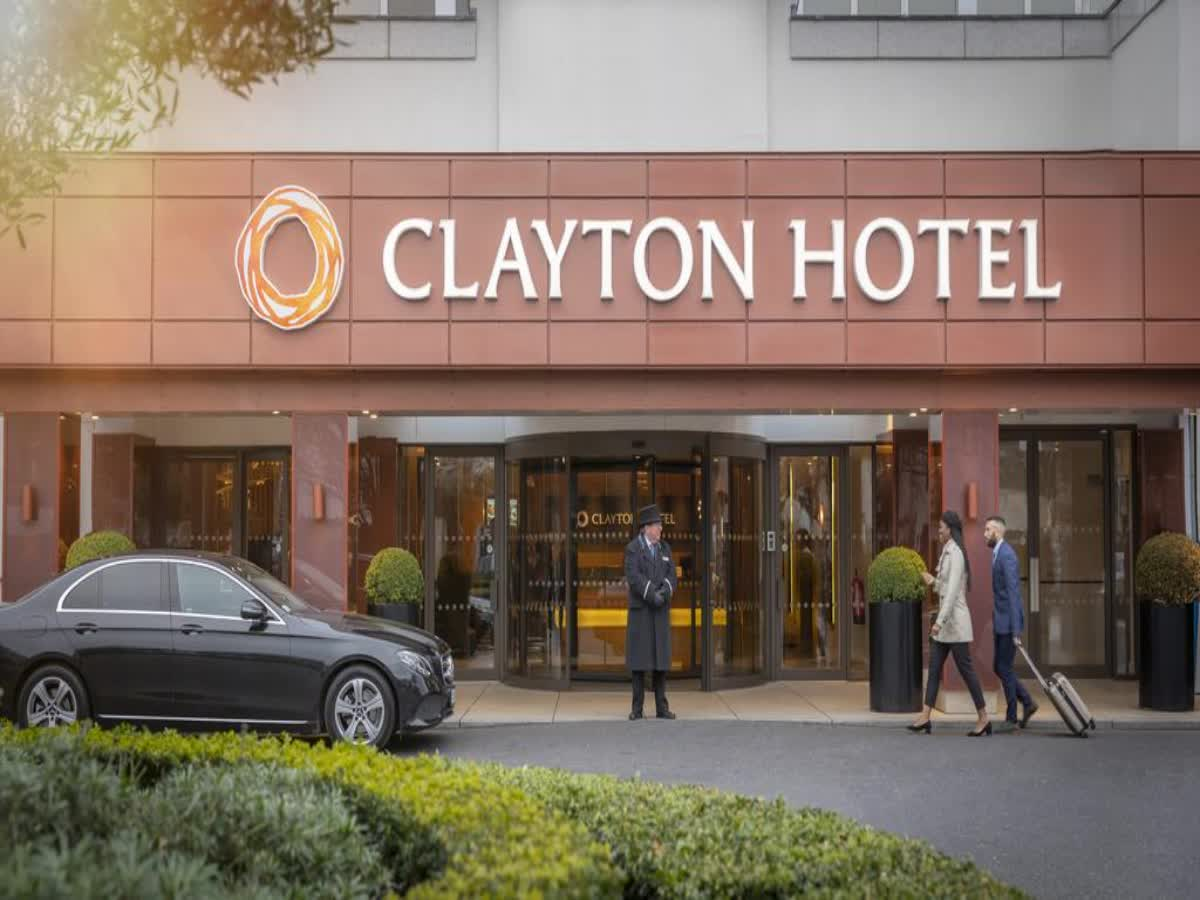 Clayton Hotel Burlington Road