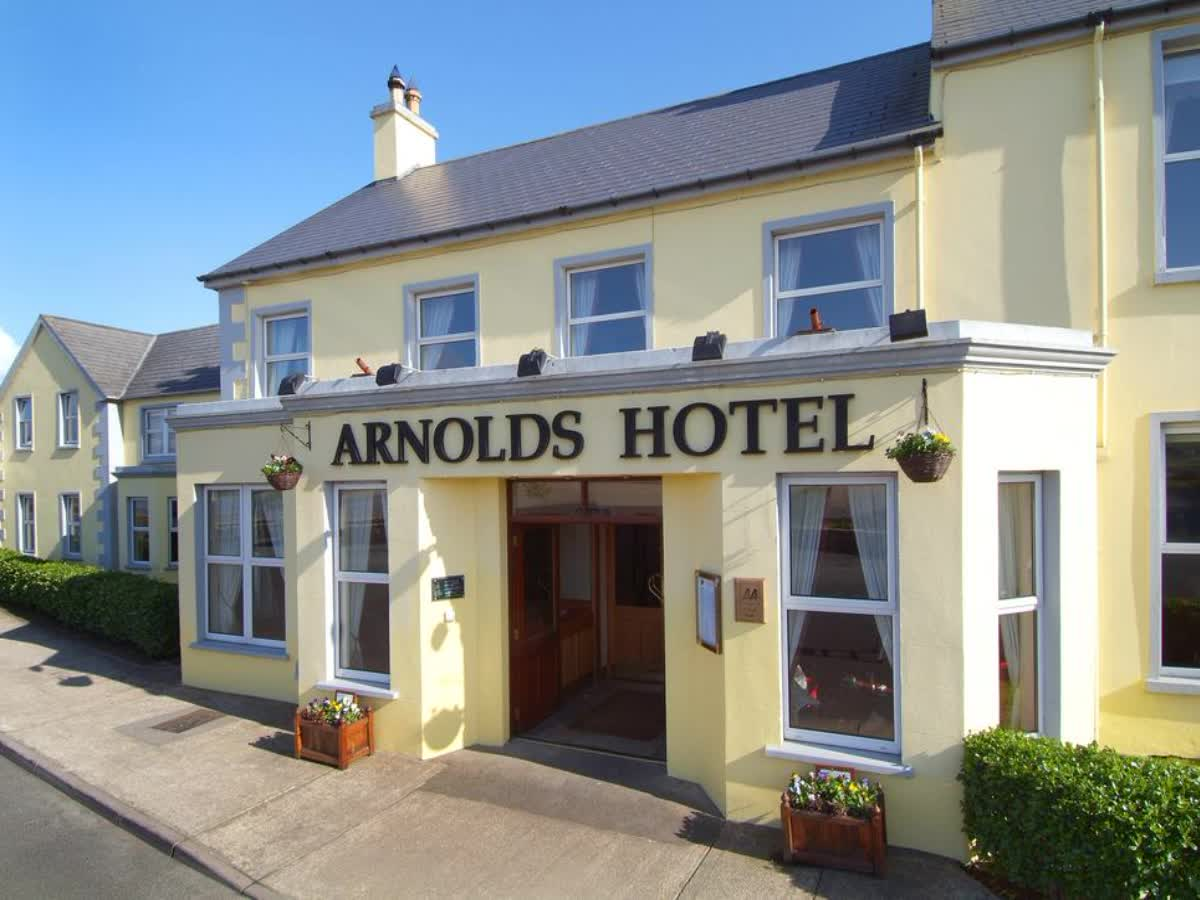 Arnolds Hotel Donegal 0