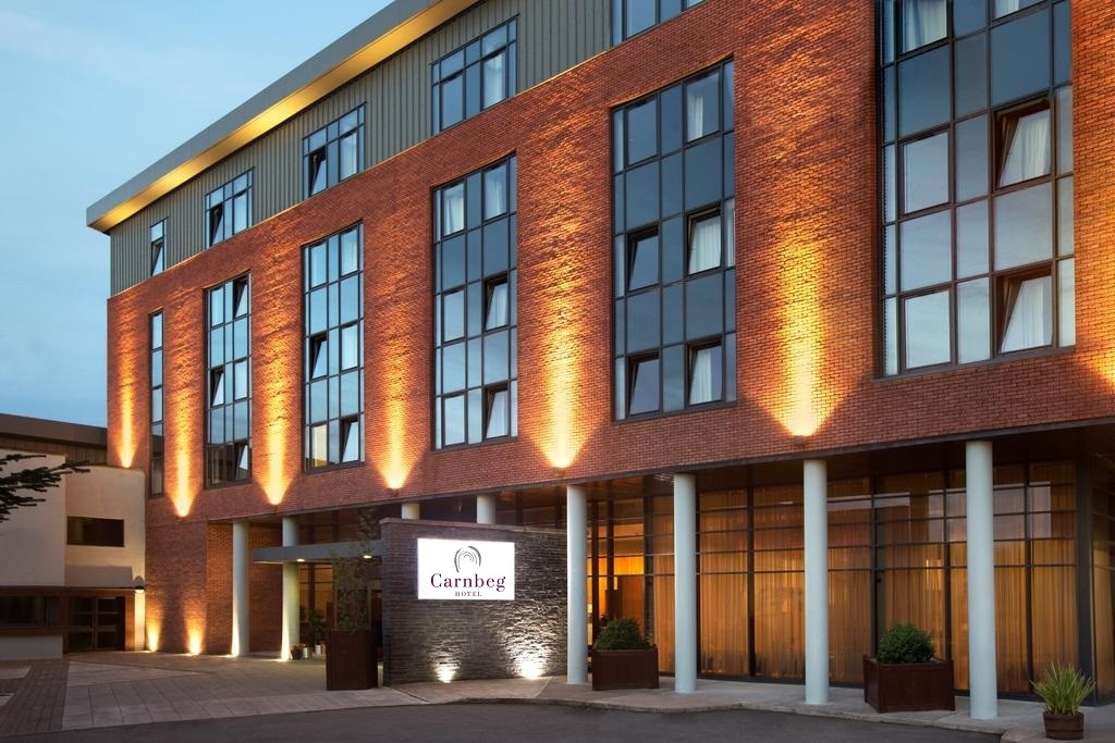Carnbeg Hotel And Spa Louth 0