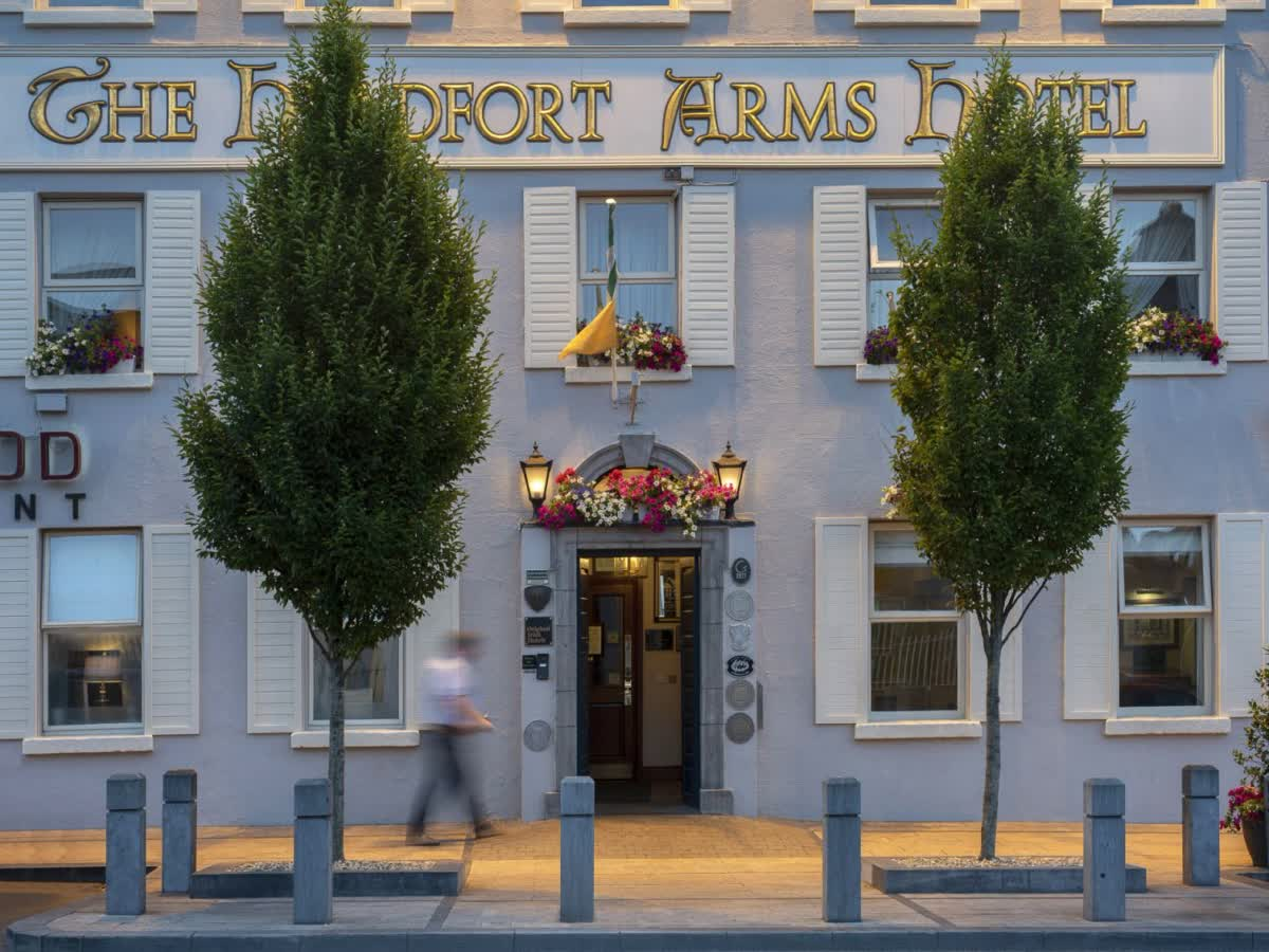 Headfort Arms Hotel Meath 10