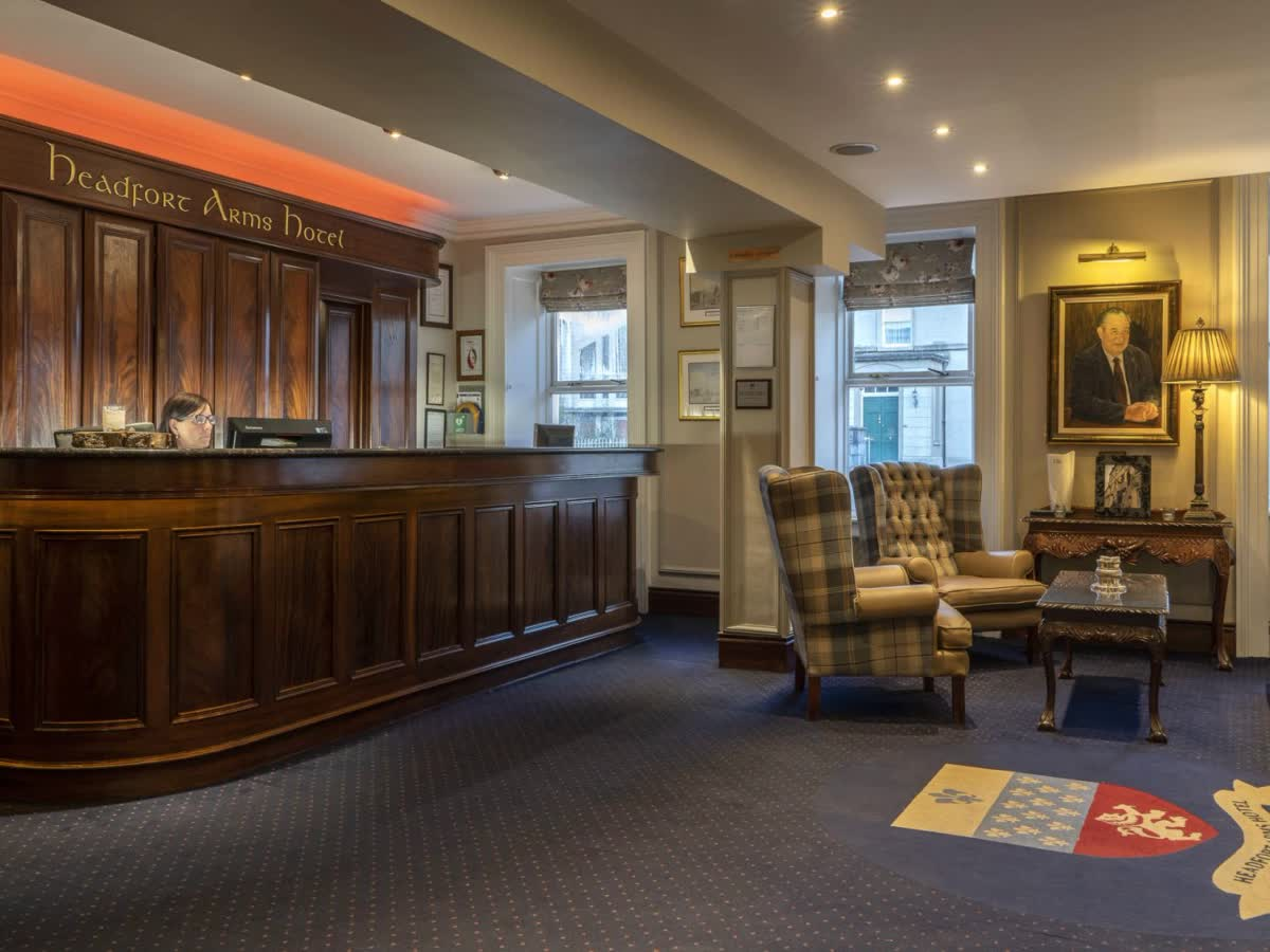 Headfort Arms Hotel Meath 8