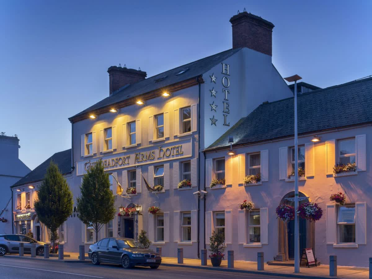 Headfort Arms Hotel Meath 0