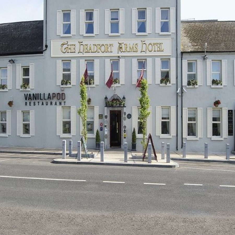 Headfort Arms Hotel  Meath 1