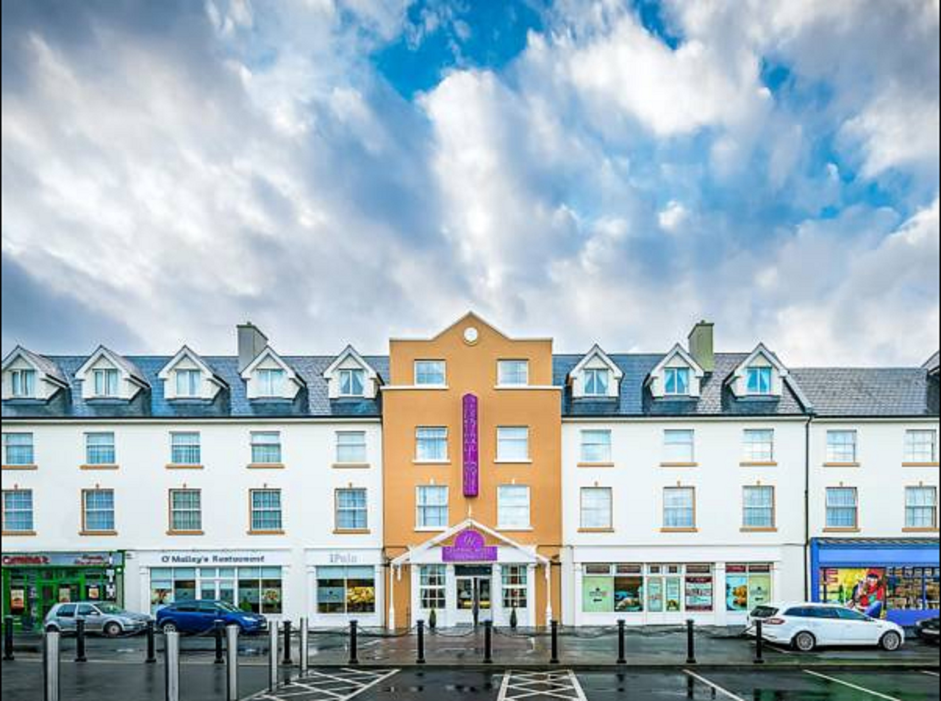 Great National Central Hotel Tullamore Offaly 1