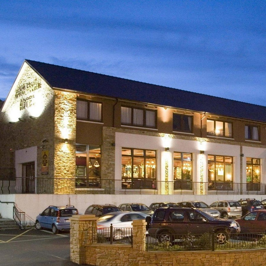 Mount Errigal Hotel Donegal 1