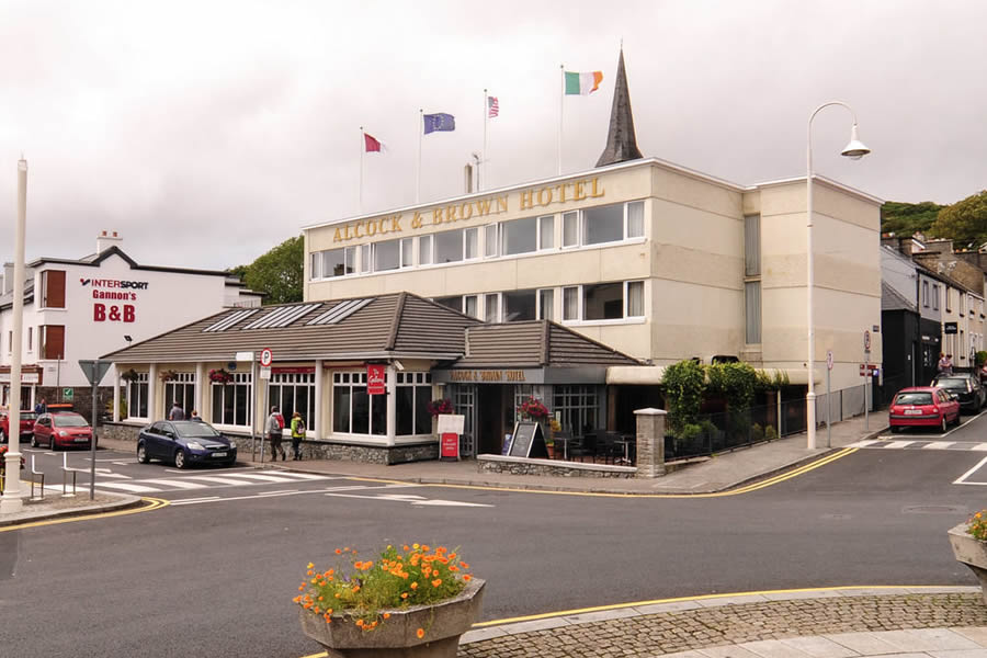 Alcock And Brown Hotel Galway 1