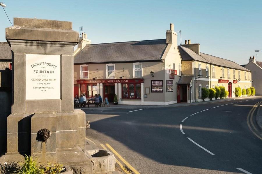 Hylands Burren Hotel  Clare 1