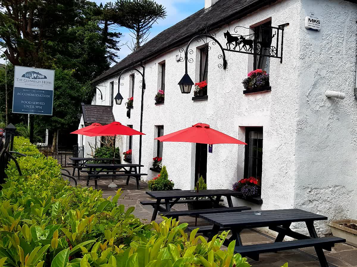 The Glenbeigh Hotel