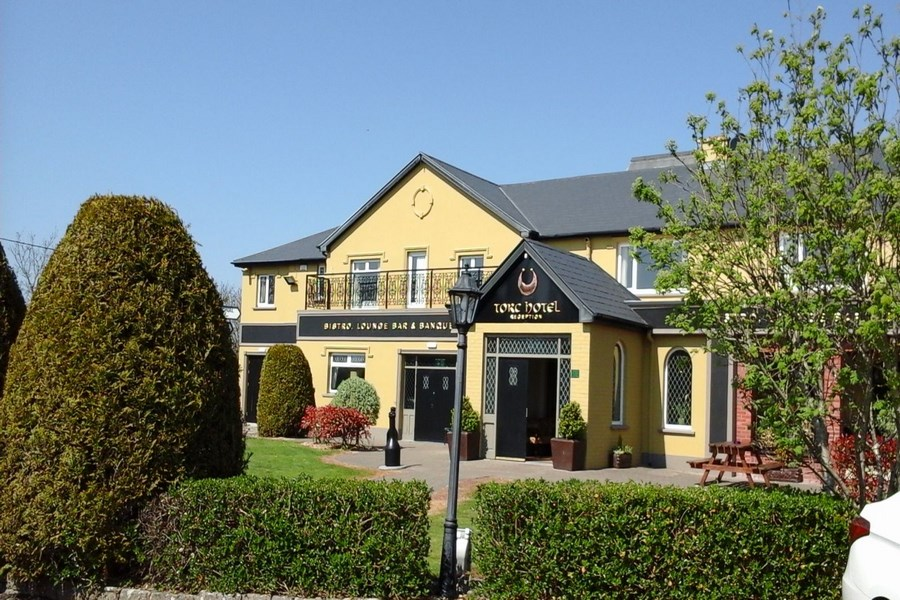 Torc Hotel Kerry 1