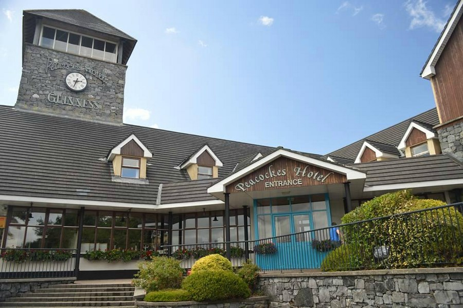 Peacockes Hotel   Galway 1