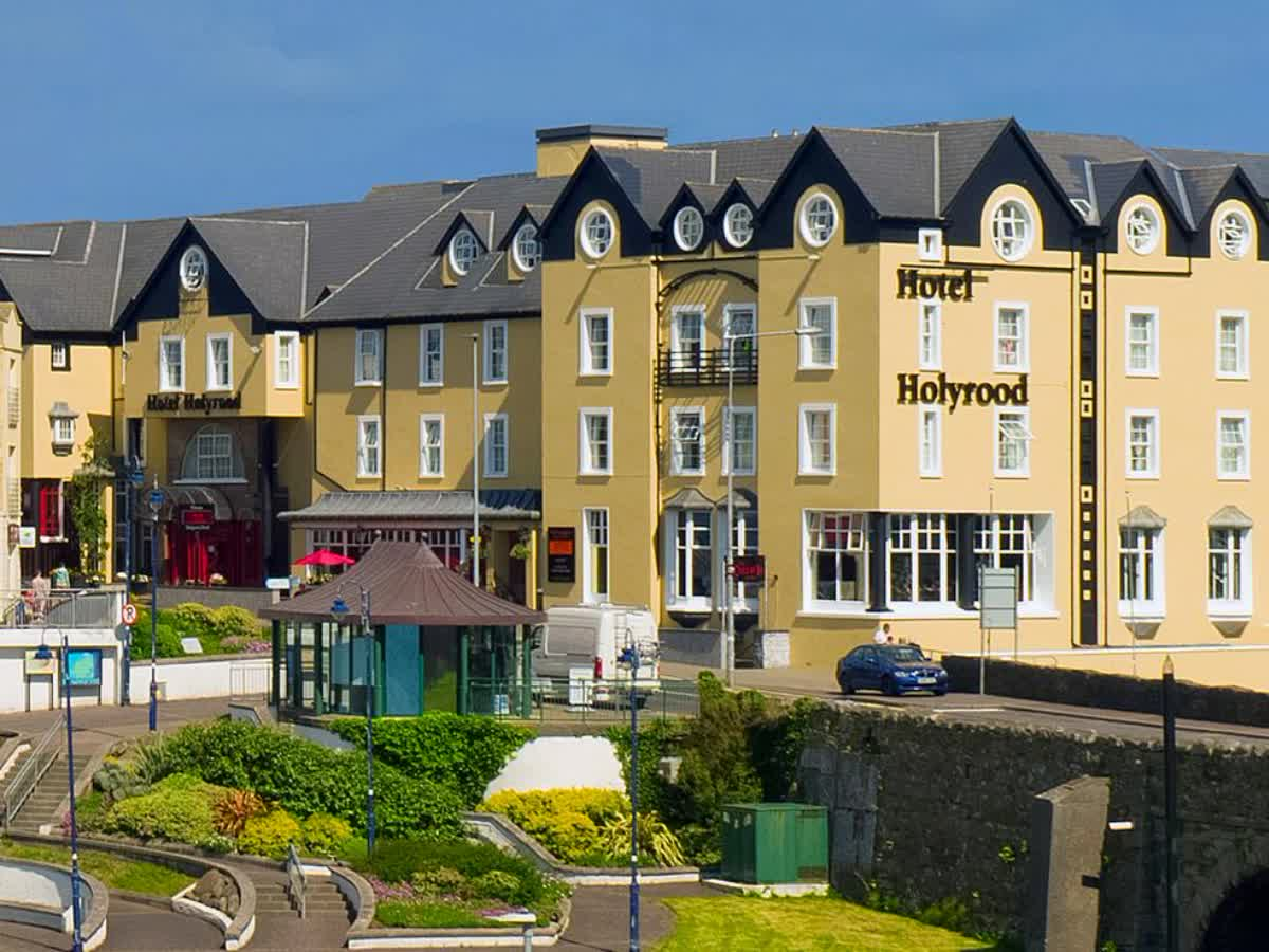 Holyrood Hotel & Spa Donegal 0