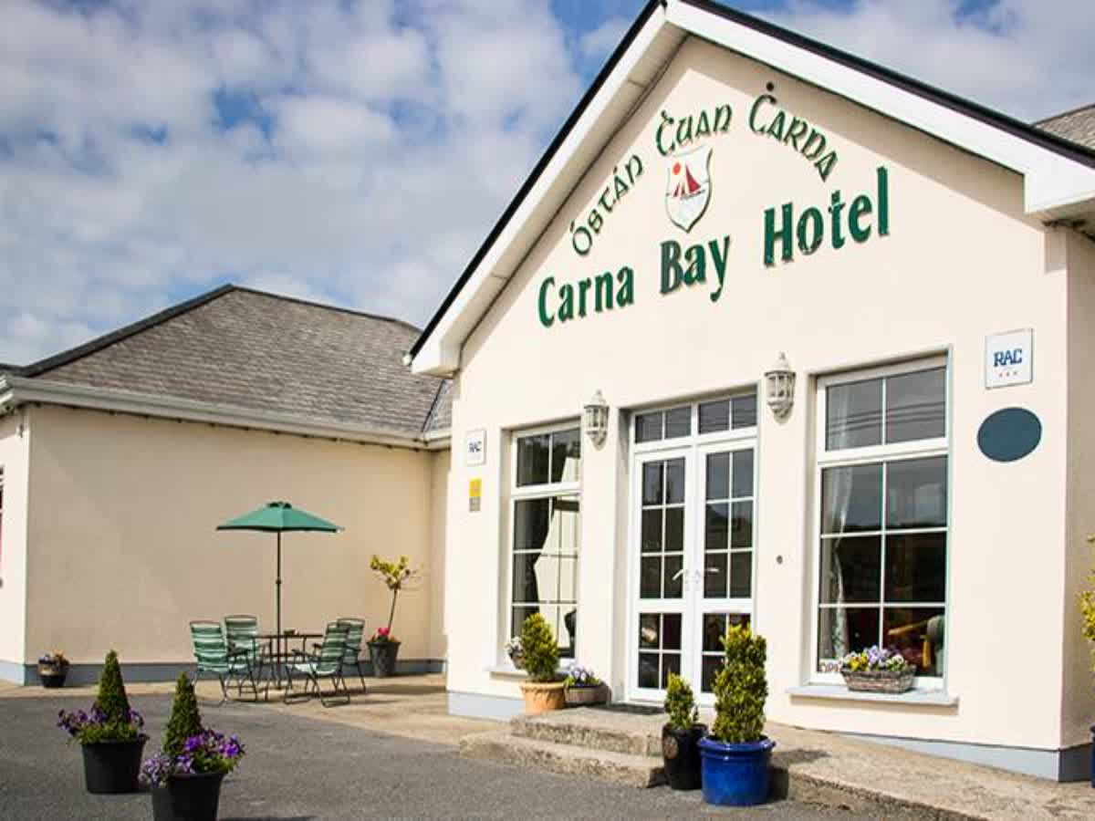 Carna Bay Hotel Galway 0