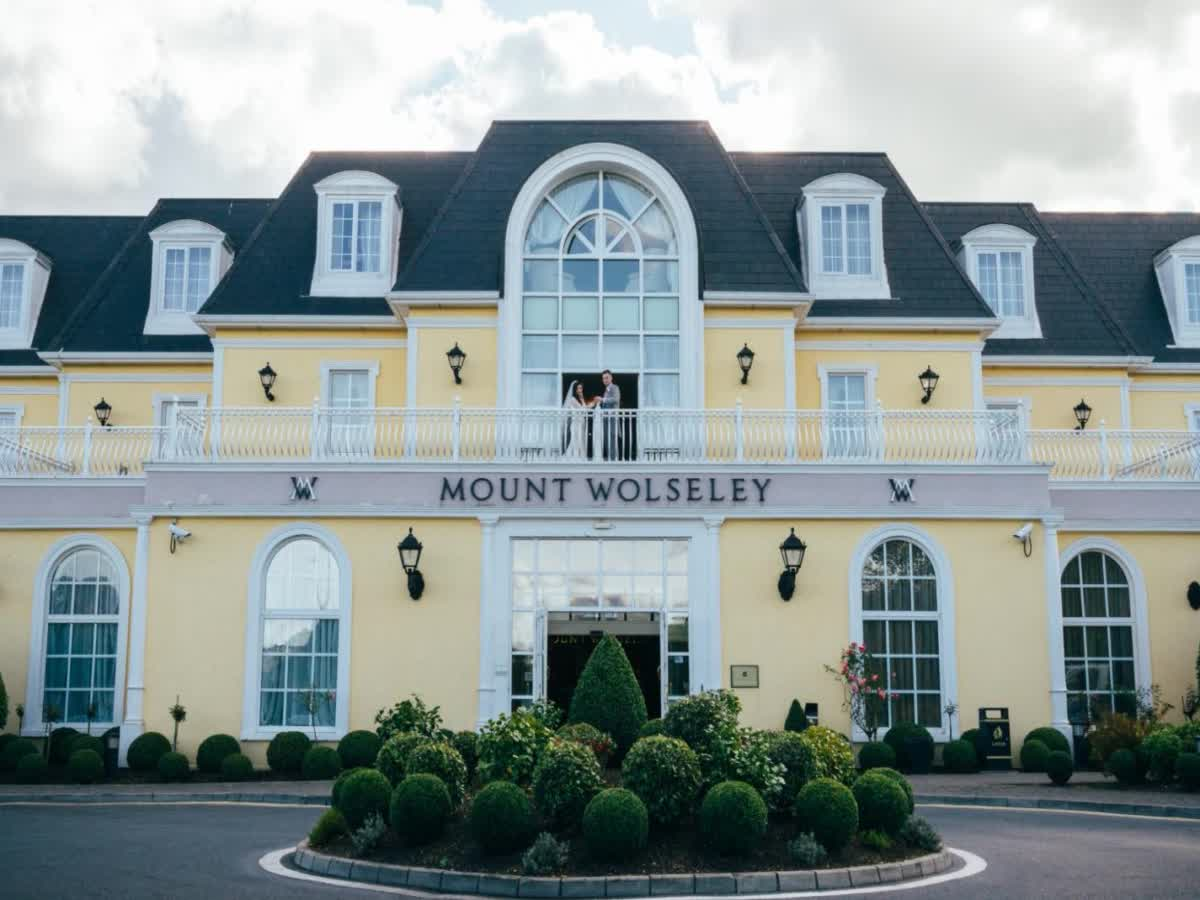 Mount Wolseley Hotel & Spa Carlow 2