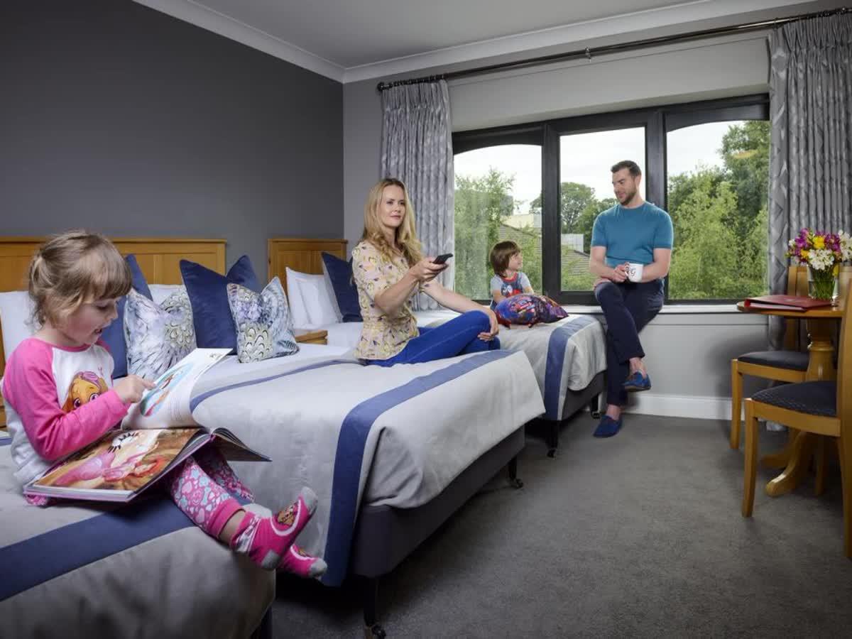 Gleneagle Hotel