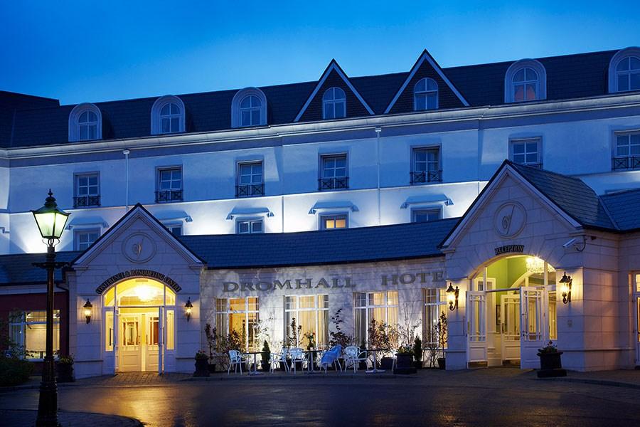 Dromhall Hotel Killarney Kerry 1