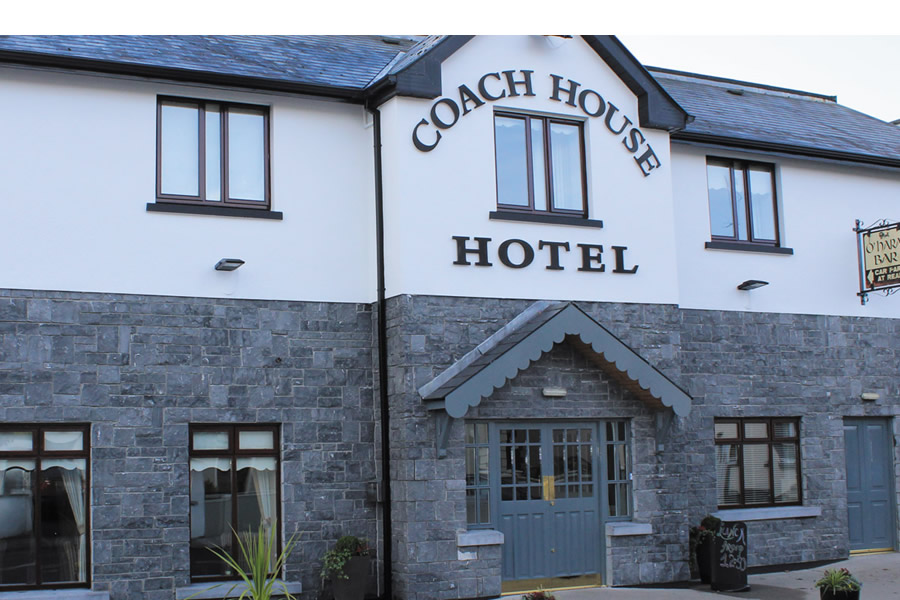 Coach House Hotel Sligo 0