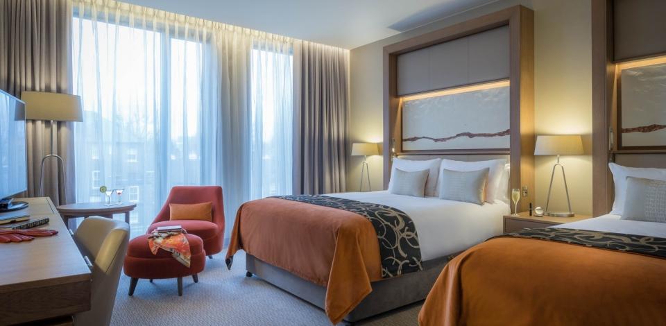 Clayton Hotel Charlemont Dublin 13