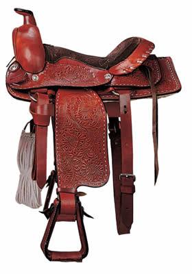 Sefton silla tejana sefton 412 888 900 de hipisur - Silla montar caballo ...