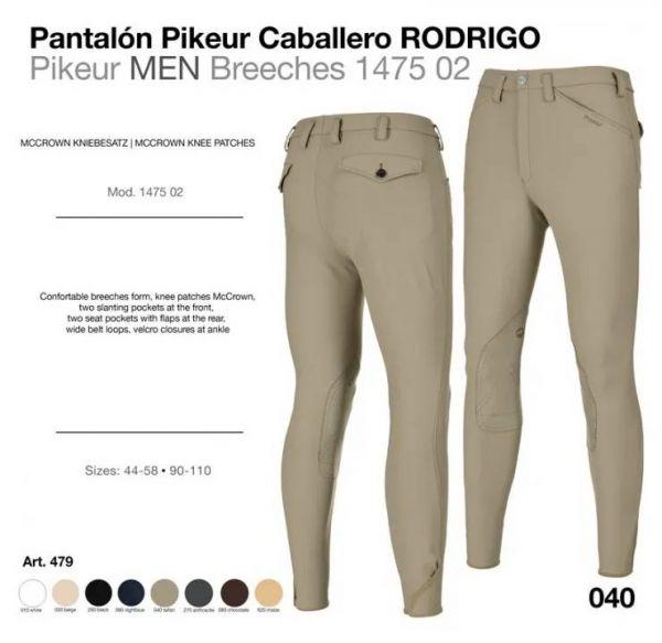 Pantalon Pikeur Caballero Rodrigo 147502 479