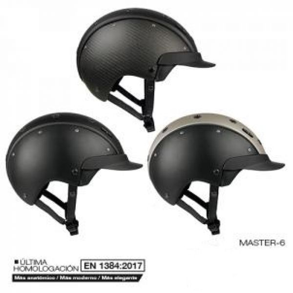Casco Cas Co Master-6 (Spirit-6 Dressage) \ Hipisur