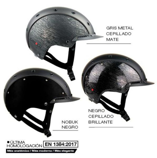 Casco Cas Co Champ-3 - de Hipisur