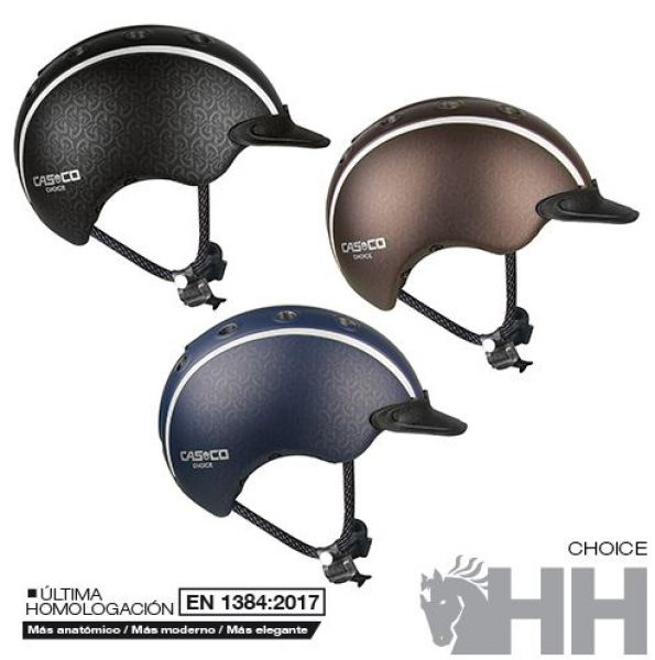 Casco Cas Co Choice - de Hipisur