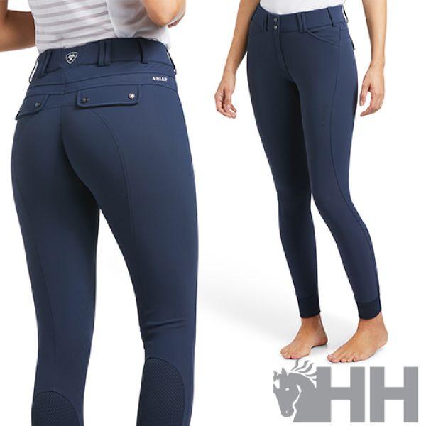 Pantalon Ariat Tri Factor Grip Knee Patch Mujer