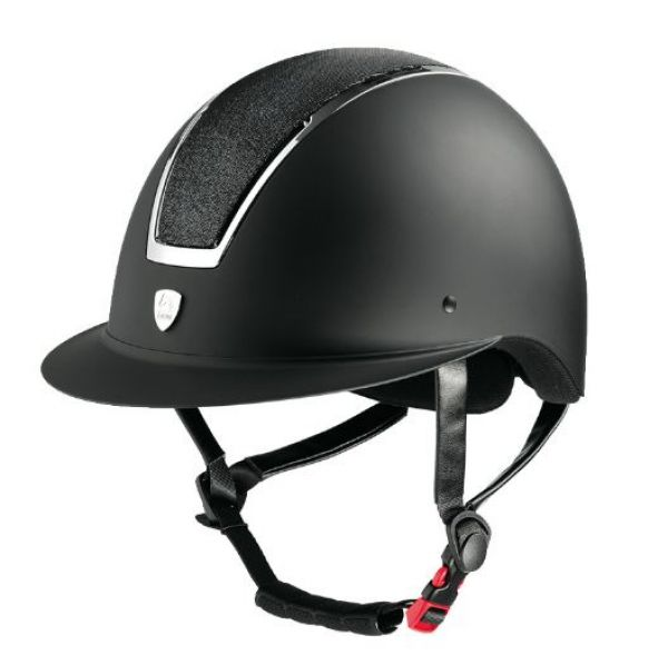 Casco Tattini Visera Ancha Placa Brillante