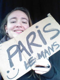 Small hitchhiking from lorient france to paris france