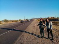 Small hitchhiking from mesa az united states to payson az united states