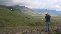Small hitchhiking from langarfoss islandia to hellnar islandia