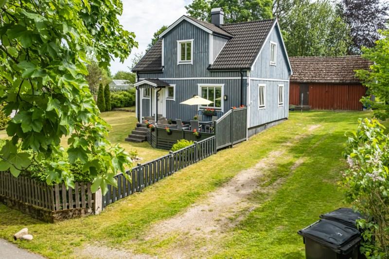 Nyinflyttade p Sommarvgen 34, Bjrnum | unam.net