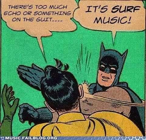 Trummis sökes till Surf/Garage-band!
