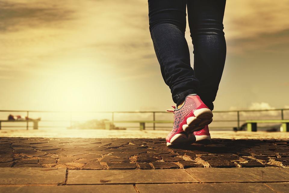 La marche rapide, le sport tendance et efficace ?