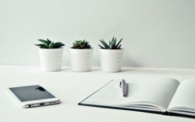Blogging – 5 techniques d'écriture pour des articles de qualité