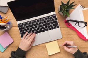 Redactar un artículo de blog