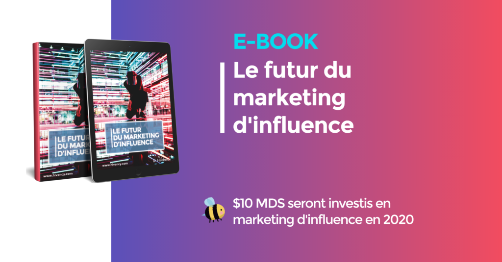 Le futur du marketing d'influence
